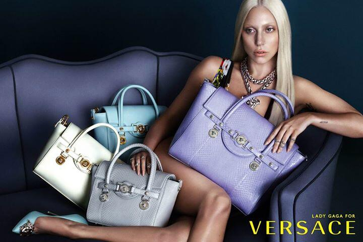 Unphotoshopped photos from Lady Gaga's Versace ad have leaked: http://t.co/GFlwx1cjsG http://t.co/dwgQUSa3Dj