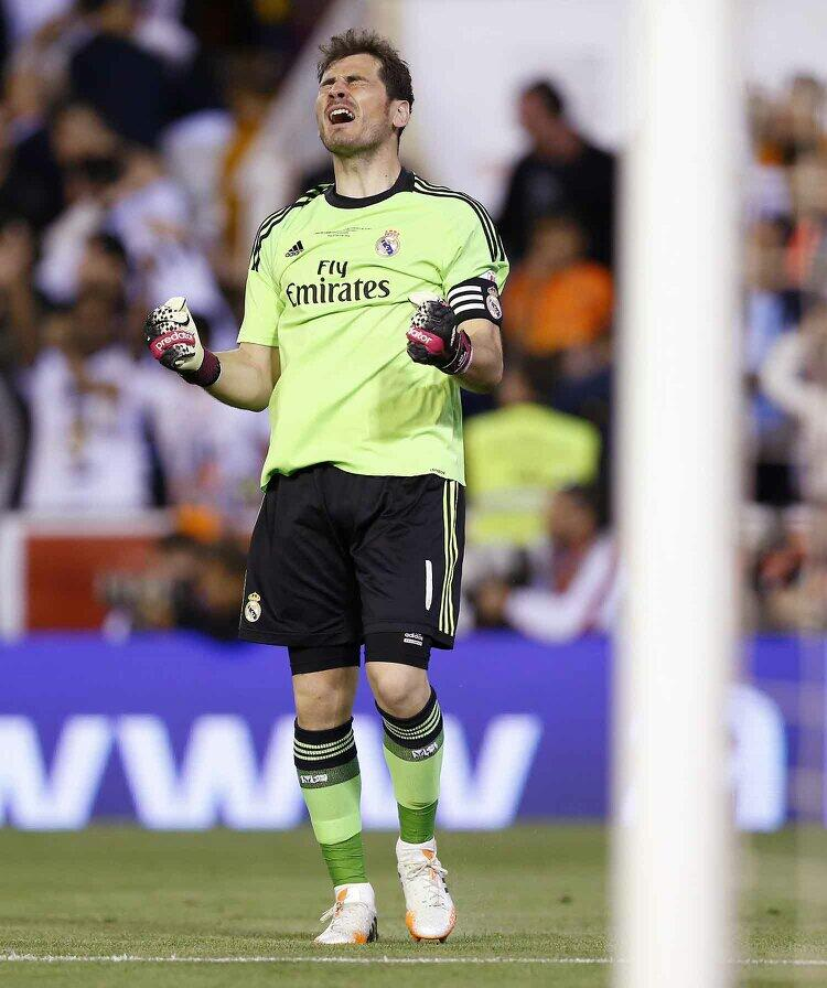 RT @CasillasWorld: Me encanta esta foto de ayer! Ojal? se repita esta temporada! #HalaMadrid #FelizJuevesSanto http://t.co/vreDNVgQmm