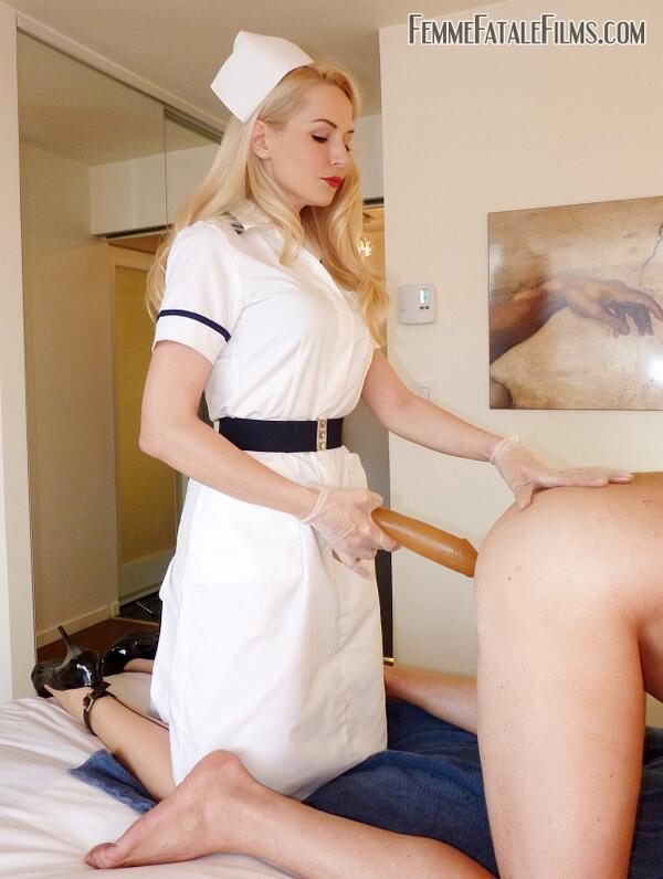 massasje tips medical femdom