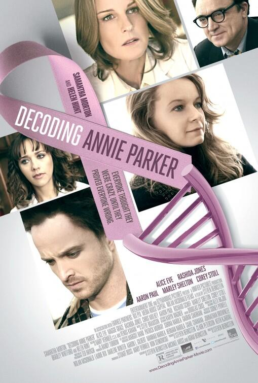 Movie Poster For 'Decoding Annie Parker' http://t.co/xnxFbSEbap