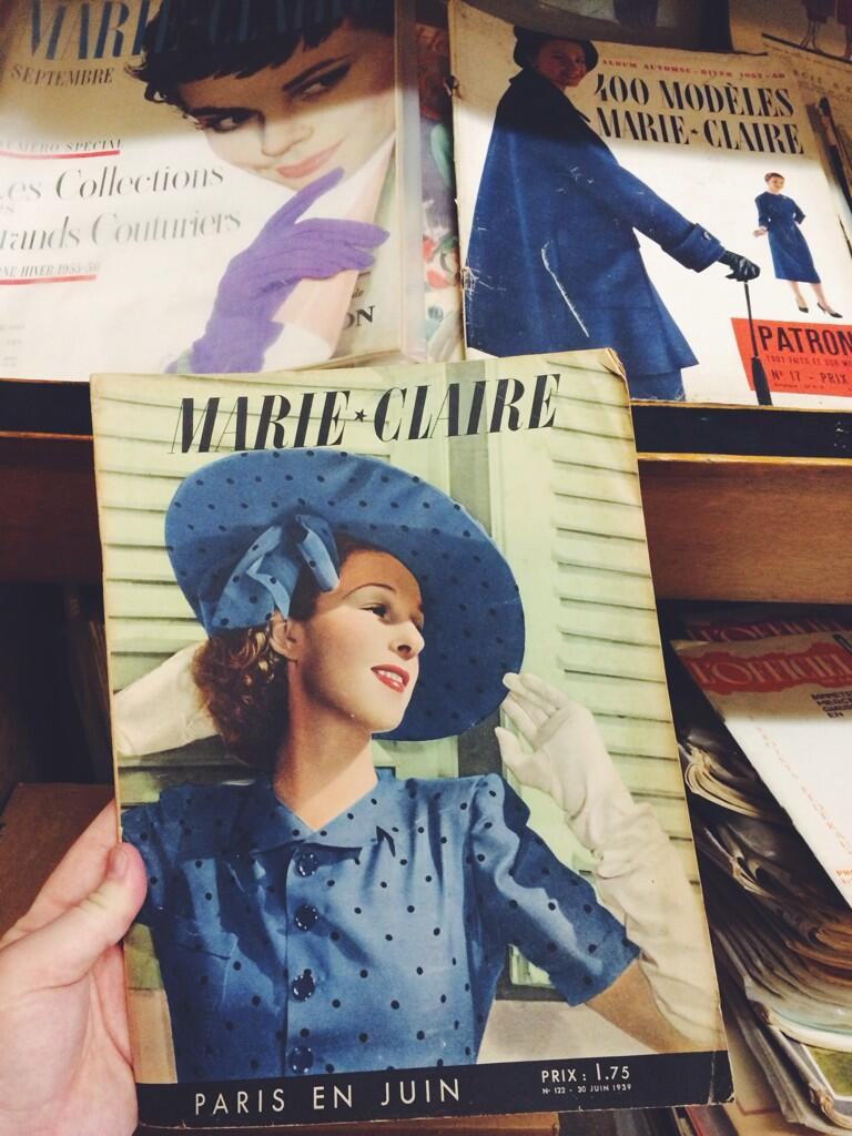 RT @careyseuthe: look what I found in Paris, @RebeccaShap! At La Galcante. http://t.co/QVwmfEqVIc