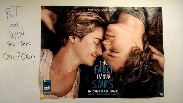Fans of #TFIOS will like this competition! http://t.co/fuHHVmWMKr