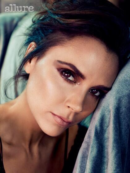 Happy birthday to the always glamorous @victoriabeckham! #tbt to @allure_magazine shoot #makeupbycharlottetilbury http://t.co/eyv2R3a5nQ