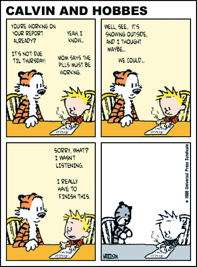what is hobbes thesis
