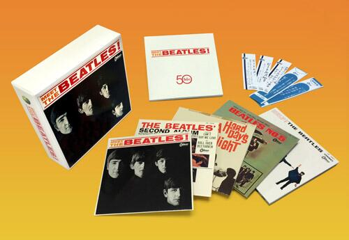 Beatles Japanese albums to be released in collector's edition set http://t.co/fahYvF4EF6 #Beatles http://t.co/Am3COwsMkN