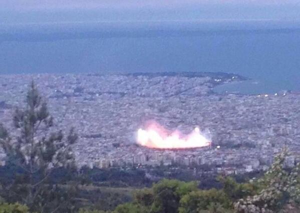 "Paok Olympiakos: European Scenes On Twitter: ""PAOK Yesterday Against"
