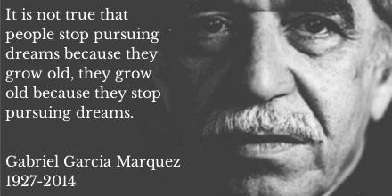 Scribd on Twitter Saying goodbye to Gabriel Garcia Marquez with
