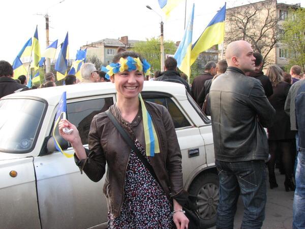 Патриоты Краматорска помогали украинским силовикам освобождать город, составляя детальные планы расположения позиций боевиков - Цензор.НЕТ 2171