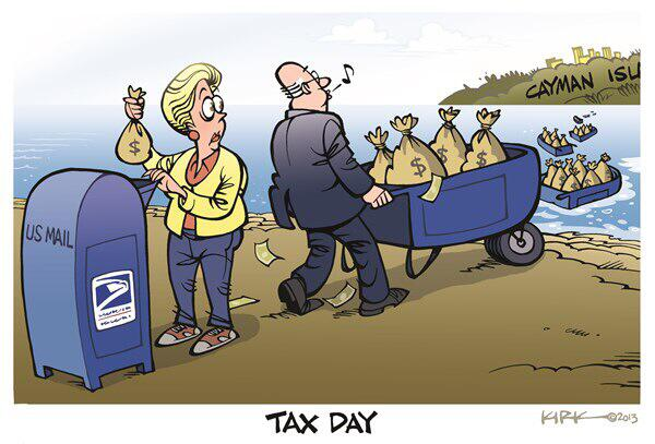 """MT @Smith83K  """"@tangledskein200 Untaxed offshore corp profits cost US taxpayers $50B/yr http://t.co/sZcANobZBR  http://t.co/0jFdPzOQCo"""""""