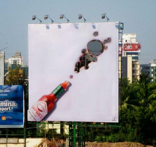 This billboard design sure is HOT! :) http://t.co/y9QkXyUbDZ