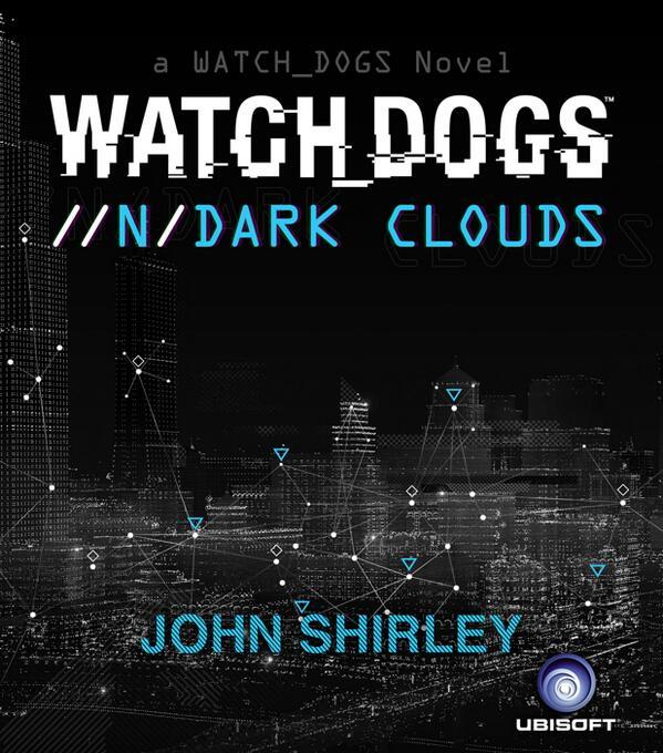 Watch_Dogs //n/Dark Clouds book