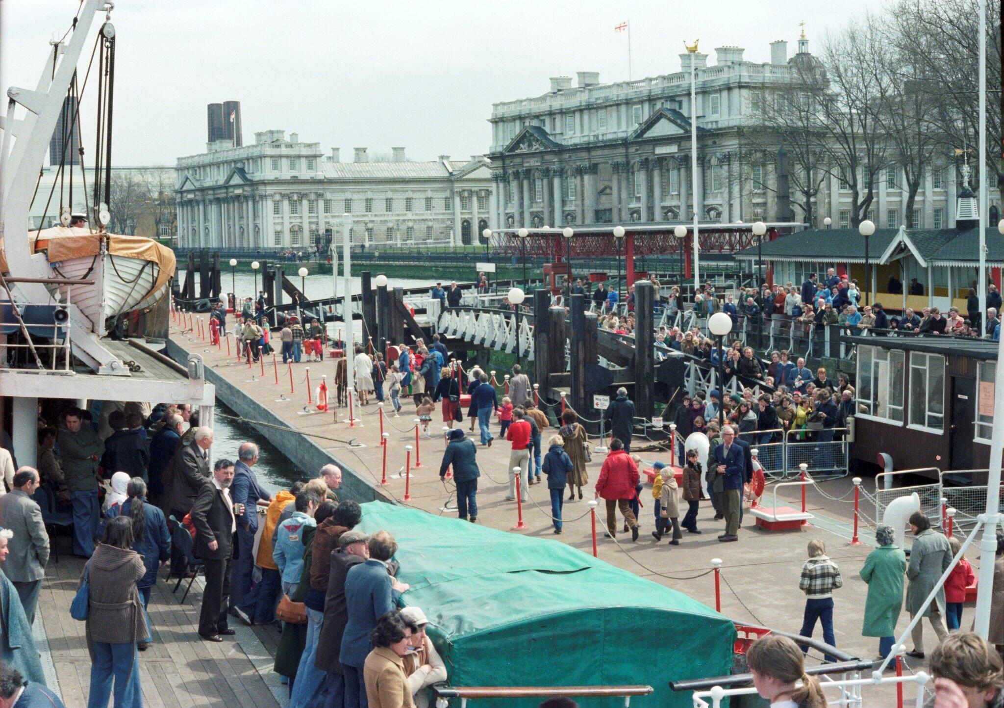 London in 1979