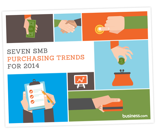 RT @B2BOnlineMktg: The #B2B Marketer's Guide to Small Business Purchasing Trends- http://t.co/U6jU4hmmYf http://t.co/QQU8r6Zarv
