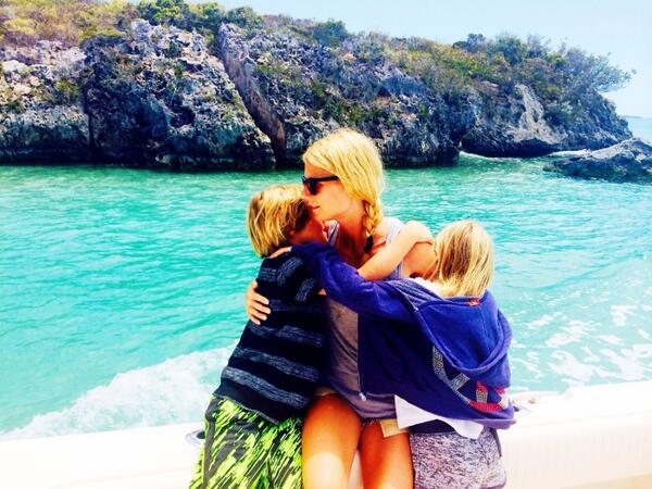 #tbt #luckiestmomever #exumas http://t.co/tk3oyPhij0