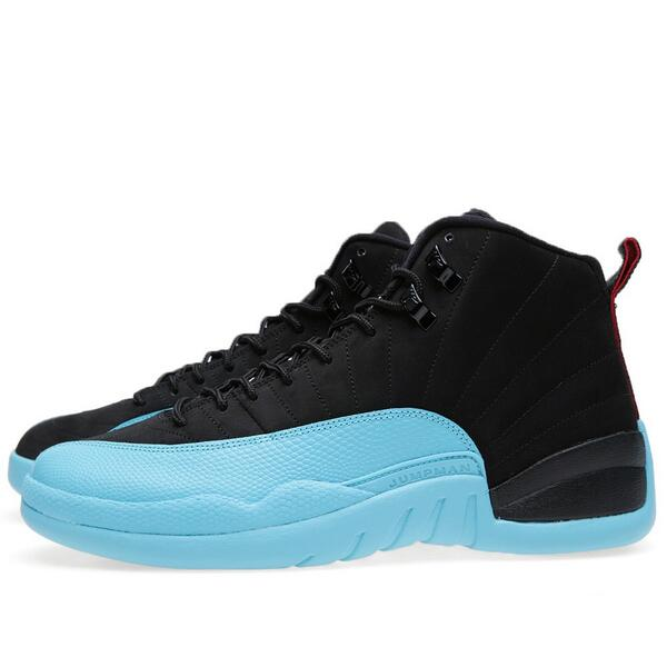 """848c4ae5b75ab2 """" Shoe Palace   Found  The Air Jordan Retro 12  Gamma Blue  has spotted  here  http   bit.ly 1eF7L8U pic.twitter.com 43A4c1OuUW""""trash website"""