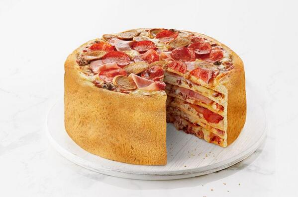"""Canadian pizza chain threatens to unleash """"Pizza Cake"""" upon the world http://t.co/lRnumCI98b http://t.co/16hzCgj5rl"""