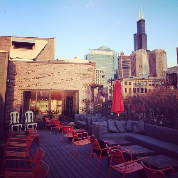 What's today? It's roof top open at #littlegoat day! Food&drinks start at 11am! http://t.co/rDbXCE4sjS
