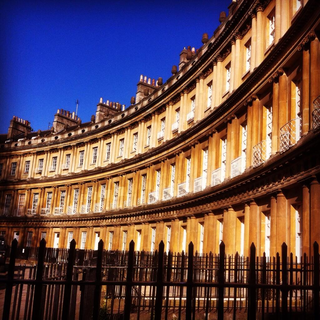 RT @AjcIvanhoes: @stephenfry beautiful place is Bath. Was there myself last week. Idyllic. http://t.co/FalLUxb5m8