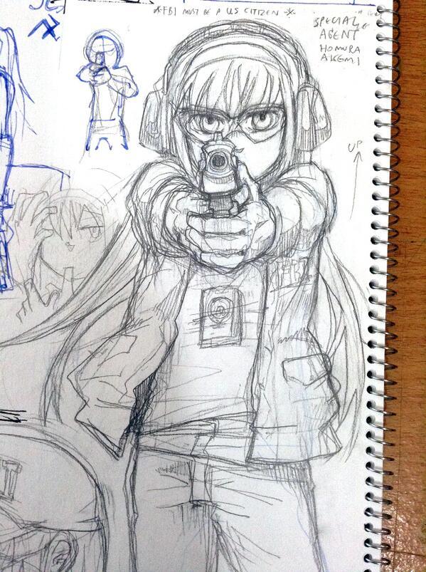 special agent Akemi