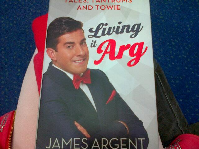 RT @Fast_n_furius1: @RealJamesArgent got your book and waiting to get it signed :) :) :) http://t.co/d2J2asvZEg
