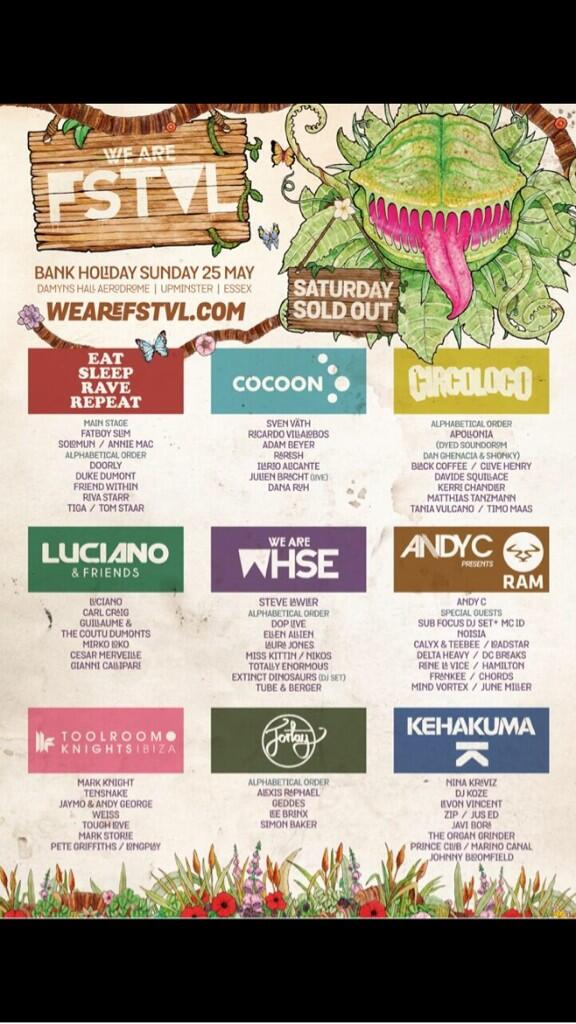 Such a lovely day! This weather is getting me excited for @wearefstvl can't wait http://t.co/Xpxss0llSx