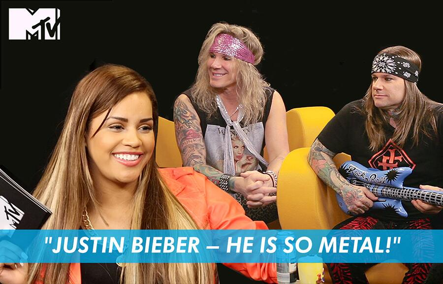RT @MTVUK: In case you missed it here's another @LateyshaValleys EXCLUSIVE with @Steel_Panther... http://t.co/Tkj2xVMVOw http://t.co/1QxR8L…