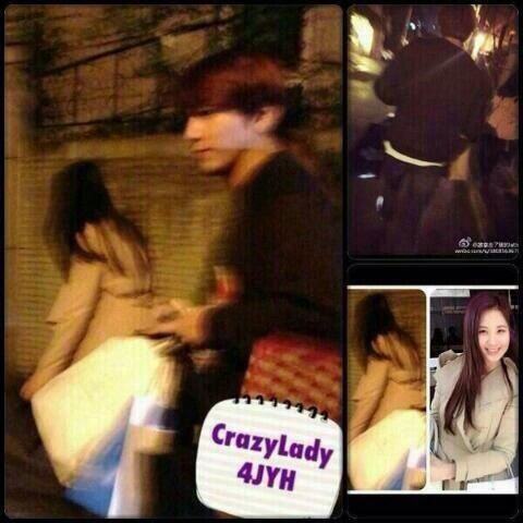 seohyun and luhan dating scandal
