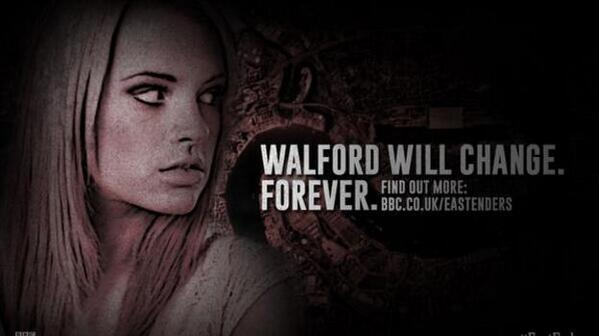 if you've stopped watching #EastEnders over the past few years, tonight's ep is the perfect point to rejoin... http://t.co/bPcObyRzvu