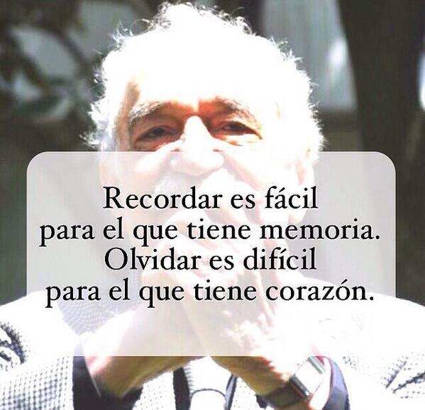 Un enorme gracias. Descanse en paz! #GabrielGarciaMarquez #genio #GraciasGabo