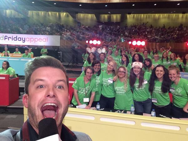 #goodfridayappeal #selfie #RCH http://t.co/jbM7rDIqBK