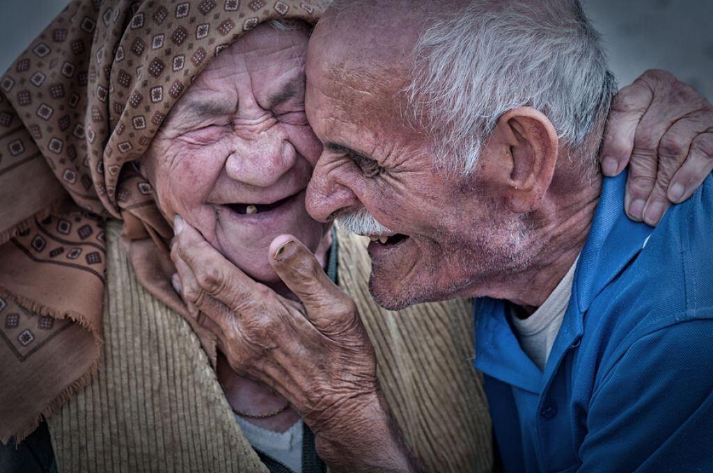 Старые люди смешные картинки