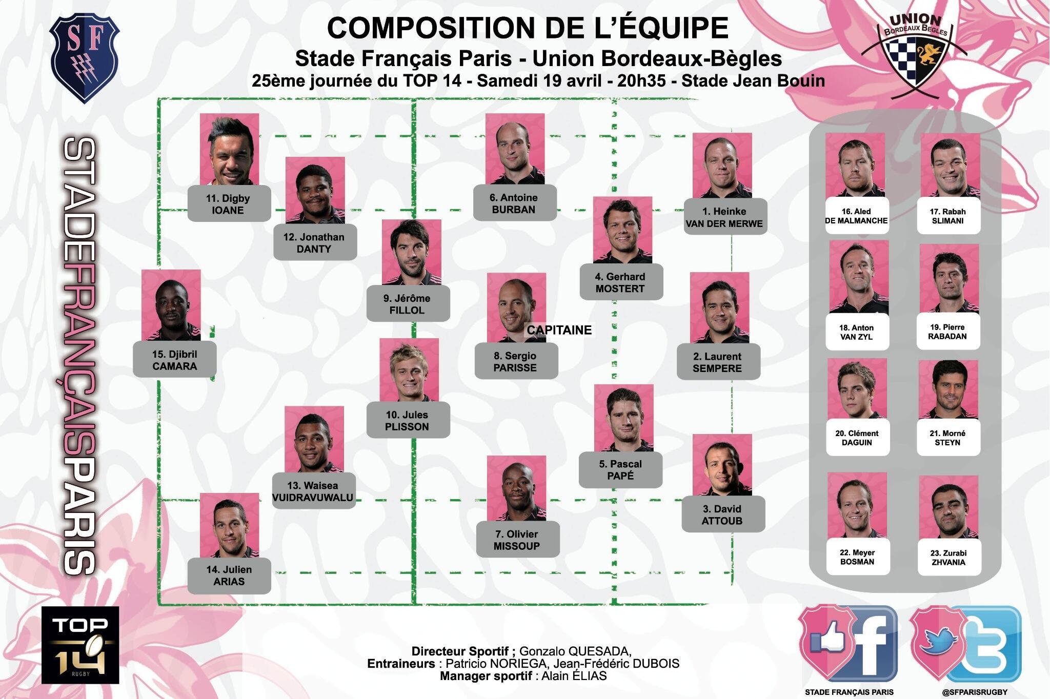 TOP 14 - 25ème journée : Stade Français / UBB - Page 3 BlhCdicCIAE96ee