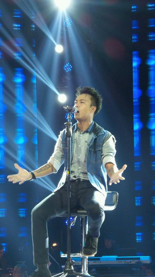 Kubur Mimpi, Gio Harus Tersingkir Dari Indonesian Idol