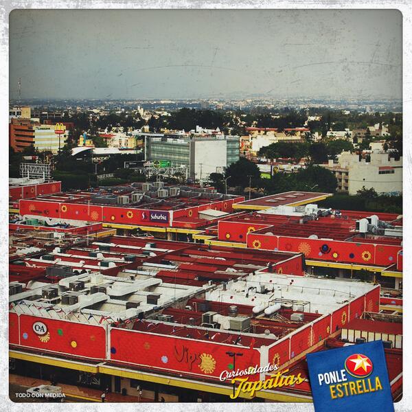 #UnAplauso para #PlazaDelSol, que fue el primer centro comercial de #Latinoamérica. http://t.co/TOgvHID865