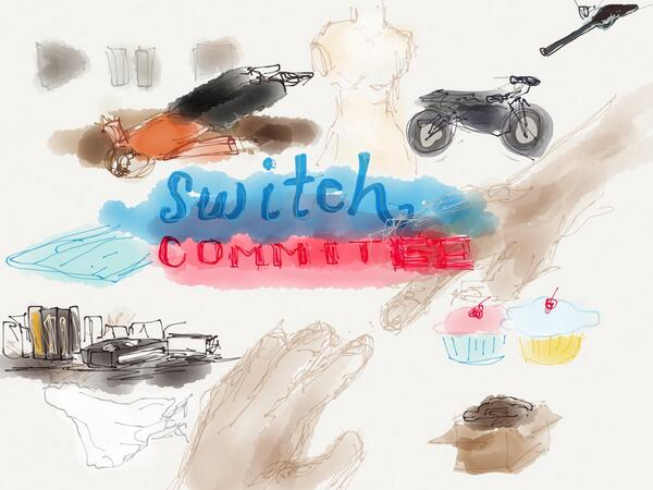 #pif13 doodles: Switch Committee http://t.co/bRz8fkSTVl