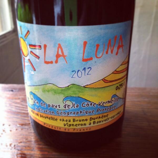 拡散希望。南仏のカリスマ生産者ブリュノ・デュシェン氏が来日します。5月10(土)18:00〜22:00 原宿の楽記にて、氏を囲んでの絶品中華と彼のワインの会(立食です) 会費¥8000 。ご予約はお早目に0357780170まで http://t.co/KRfmoI5ipX