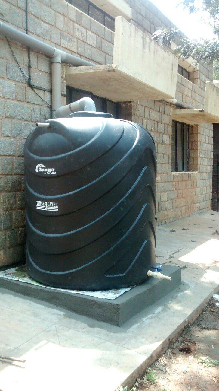Twitter / zenrainman: An excellent 2000 litre rainwater ...