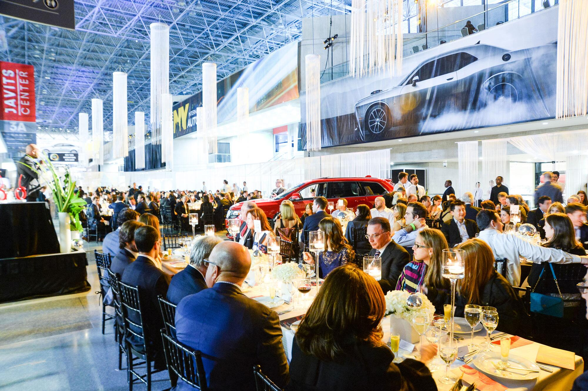 A preview of the New York Auto Show was not a typical gala: http://t.co/1aiygTCKpd http://t.co/gCBFHJynmo