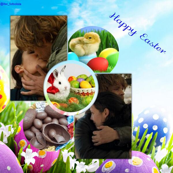 Happy Easter #Densi #NCISLA http://t.co/HXBamdNoVY