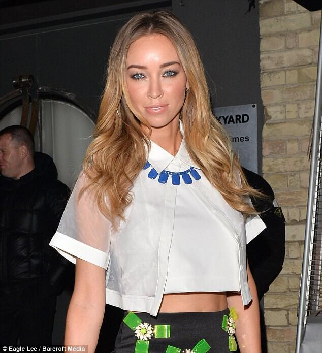 RT @TOWIEOriginals: @LaurenPope out last night http://t.co/yWfNx3o4or