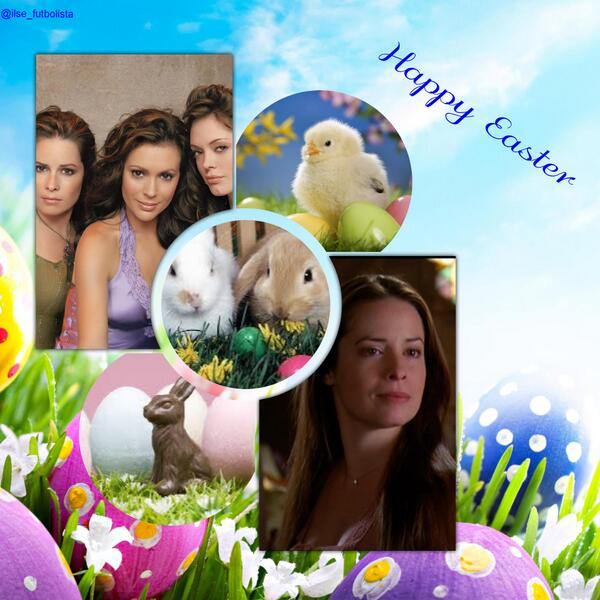 Happy Easter #Charmed @CharmedDaily http://t.co/AiUfZd1QLW