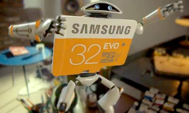 This Cute Transforming SD Card Should Be In The Movies! http://t.co/pknTm7Q0UD http://t.co/u2LVz9rP2L