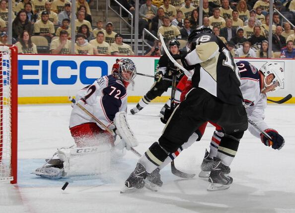 Nhl On Twitter Game 2 Bluejacketsnhl At Penguins Http T Co