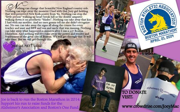 Can you imagine forgetting your life?Celebrate by remembering to donate to @joeymcintyre's run http://t.co/yVJ3qLpoGQ http://t.co/N1AnoIioa3