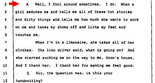 just a reminder that clippers owner donald sterling has the funniest deposition in the history of law: http://t.co/2RNqx3wY2k