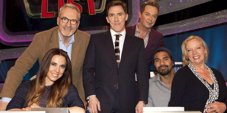 RT @BBCiPlayer: Catch up with this all star line up on @RobBrydon's new game show, The Guess List http://t.co/ouwHjKh326 http://t.co/lkEjlD…