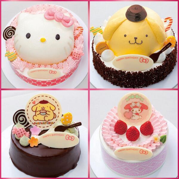 【スイートガーデン アニバーサリーケーキ】大切な記念日を大好きなキャラクターのスペシャルケーキでお祝いしましょ♪キティ、マイメロディ、プリンのとってもかわいいケーキだよ♡ sanrio.eng.mg/1c919 pic.twitter.com/QsPc2cFNP6