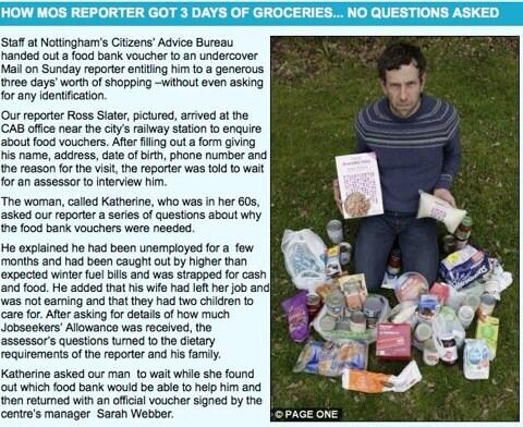 Mail on Sunday disgusted by pathetic kindness http://t.co/l6XqqnTO0O
