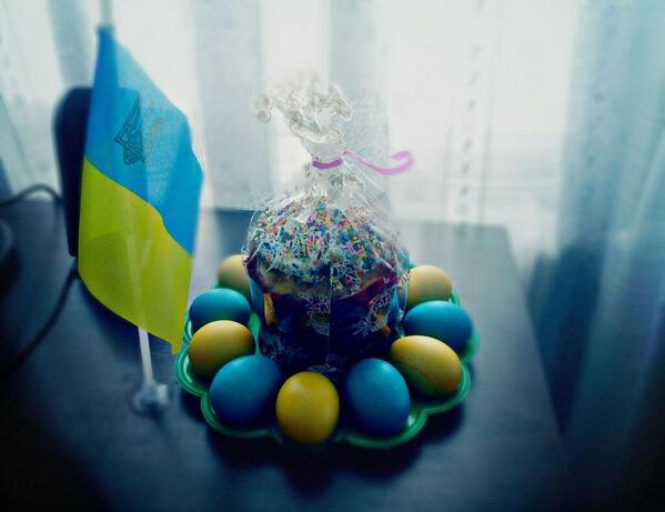 Сегодня у православных Пасха!