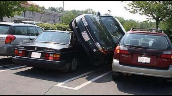 Parking at church today be like... http://t.co/p4VXWMMuFM